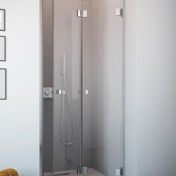 Душевые двери гармошка от 70 см до 100 см