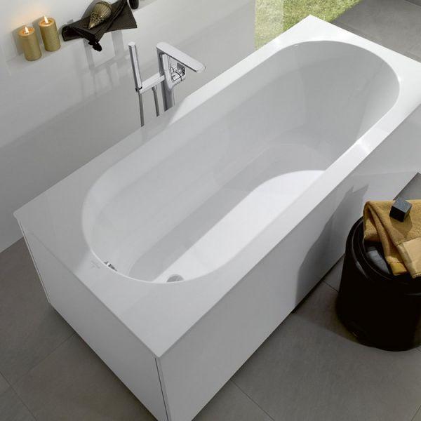 Oberon 170х75 Villeroy & Boch Ванна Quaryl®