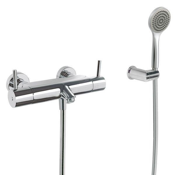 Смеситель для  ванны и душа с термостатом  MAX-TRES
