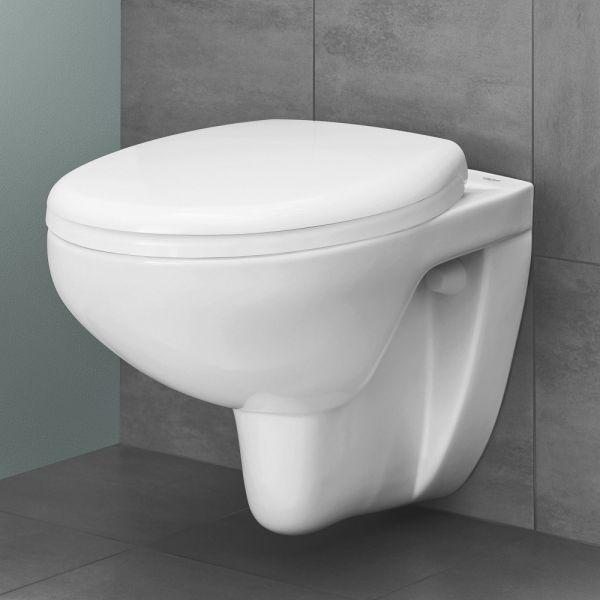 Унитаз GROHE BAU Ceramic Подвесной безободковый, альпин-белый
