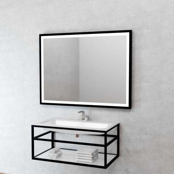 Зеркало ASTON MCJ пр_120х80/80х120