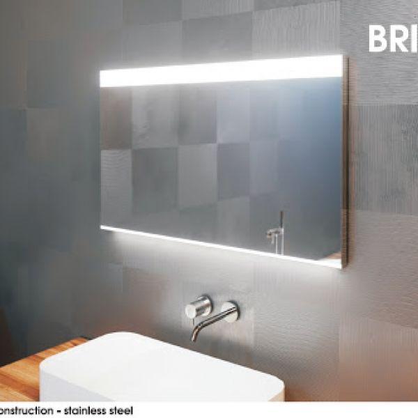 Зеркало BRILANT MCJ пр_120х80_см