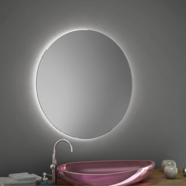 Зеркало EASY 07 MCJ кр_D=100 см